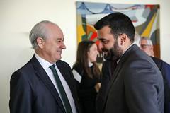 Rui Rio em reunião do Conselho Estratégico Nacional do PSD