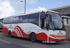 Bus Eireann LC208 (08D3031). (Fred Dean Jnr) Tags: dublin april2010 buseireann broadstonedepotdublin broadstone buseireannbroadstonedepot daf sb4000 vdl berkhof axial lc208 08d3031