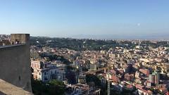 Video: Napoli from Castel Sant'Elmo (rvandermaar) Tags: napoli naples napels castel sant'elmo video