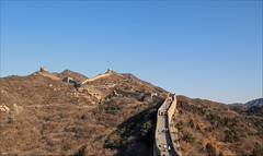 Great wall (ArtDen82) Tags: badaling greatwall china architecture nature landscape winter asia