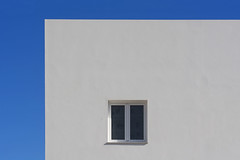 Window (Jan van der Wolf) Tags: map167327v grancanaria arinaga architecture architectuur white wit window raam gevel gebouw geometric geometry geometrisch geometrie