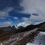 Huayna Potosí (6.088m. or 19,974 ft), the Cordillera Real, Bolívia, South America. thumbnail