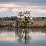 Lumières d'hiver sur le Rhône thumbnail