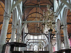 Oudekerk (archipicture71) Tags: eglise vieille amsterdam paysbas hollande netherlands church old oudekerk tour clocher tower gothique renaissance gothic vitraux stained glass orgue organ stalles sculpture nef nave