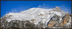 First snow ! (watbled05) Tags: ciel extérieur glacier hautesalpes massifdesecrins montagne neige paysage rochers vallouise automne picdemontbrison