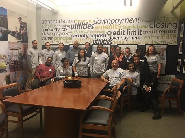 Volunteer Day at Junior Achievement of Greater Washington-2017