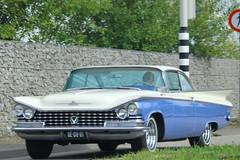 1959 Buick Invicta (Dirk A.) Tags: de0881 sidecode1 importkenteken 1959 buick invicta