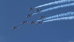 _MG_2431 (Henri Pothier) Tags: patrouille de france 2018 avion plane bretagne breizh ciel