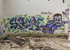 StreetArt_042 (Ragnarok31) Tags: streetart street art urban tag tags graff graffs graffiti graffitis graffitti graffittis peinture peintures dessins dessin