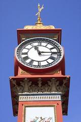 Jubilee Clock, Weymouth, Dorset (Stu.G) Tags: canon canoneos40d eos 40d canonefs1785mmf456isusm efs 1785mm f456 is usm england uk unitedkingdom united kingdom britain greatbritain d europe eosdeurope 5aug17 5th august 2017 5thaugust2017 august2017 5thaugust 5817 582017 050817 05082017 jubileeclock weymouth jubileeclockweymouthdorset dorset weymouthdorset