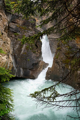 "WATER FALLS AT JOHNSTON CANYON, BANFF NATIONAL PARK, ALBERTA, CANADA. Series, 1/3 (xaciso) Tags: bow river ""bowriver"" ""johnstoncanyon"" ""banffnationalpark"" ""albertarockies"" alberta canada ""unescoworldheritage"" ""canadianrockymountainparks"" nakoda indians ""nakodaindians"" ""transcontinentalrailway"" ""johnstoncreek"" ""castlemountain"" gorge ""johnstonecanyon"" stream ""lakelouise"" mountain lake creek forest bridges trees water snow ice glaciar nature ""purenature"" ""wildnature"" ""mountainchain"" ""sonyilce6000"" rio cascada agua roca fall waterfalls xaciso salto saltodeagua"