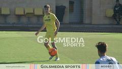 Cadetes. Villarreal CF - Ciudad de Benidorm. (22/12/2018), Jorge Sastriques