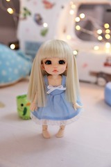 Clothes for schachtl ♥ (SunShineRu) Tags: pukifee ante pkf fairyland doll bjd ball jointed dolls clothing sewing