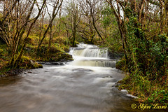 Clady River falls, Friary County Donegal (Salmix_ie) Tags: clady river falls friary county donegal ireland lough eske blue stack mountains rapids waterfall water woods woodlands nikon nikkor d500 march 2019
