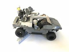 Warthog right wheels (dreki.bryni) Tags: brickforge brickarms halo afol moc lego