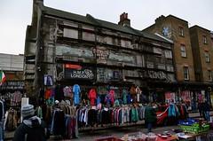 (Sam Tait) Tags: brick lane london hipster central capital city england graffiti street art painting poster