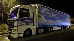 D - EuroCourier ECL24 MAN TGX XXL (BonsaiTruck) Tags: eurocourier ecl24 man tgx lkw lastwagen lastzug truck trucks lorry lorries cmaion caminhoes