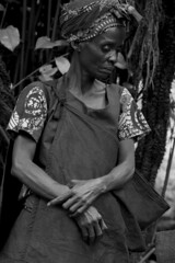 _MGL4392bn (Corondin@) Tags: pigmeo uganda retrato bn