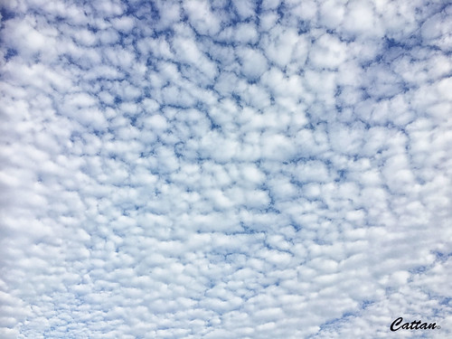 cloudscape, Beihai Park, Beijing, China