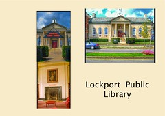 Lockport New York -Main Public Library - Historic (Onasill ~ Bill Badzo - 60 Million Views - Thank Yo) Tags: lockport niagarafalls niagaracounty main public library andrew carnegie 1904 open urban renewal agency city build nrhp historic skylight fireplace painting onasill