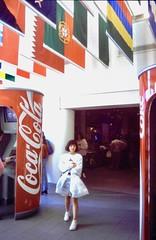 Coca-Cola Museum (moacirdsp) Tags: cocacola museum atlanta georgia usa 1990  portugal flag