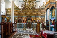 The Iconostasi (George Plakides) Tags: iconostasi kastoria agiaparaskevi icons greekorthodox church