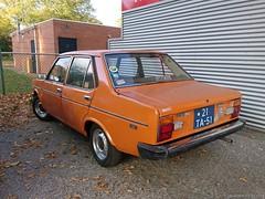 Fiat 131 S Mirafiori 1300 1977 (21-TA-51) (MilanWH) Tags: fiat 131 s mirafiori 1300 1977 21ta51 131s