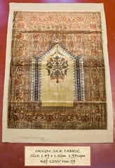 1250 Silk, 149x 132, 1.97 (Persian Rugs UK) Tags: 197 149x132 loc noc59 persian silk