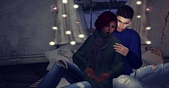 A Move on My Heart (♥~ Mahogany ~♥) Tags: secondlife blogger sweetmomentpillows cuddles decor animations homegarden tmcreation
