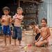 Cambodge. Fête de l eau.
