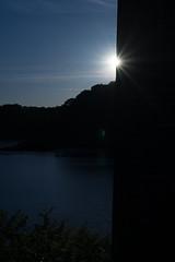 2018 Mai - Pont bonhomme.004 (hubert_lan562) Tags: pont bonhomme ciel coucher sun lanester soleil kervignac bleu blu sky blavet lorient morbihan bretagne architecture