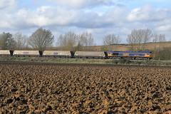 66764 (aledy66) Tags: 4h03 0957 bletchley cemex gbrf peak forest 66764 ef70300mm diesel freight train engine loco locomotive canon eos 6d 6d2 markii mk2 mkii railway railroad track rail bridge branch line