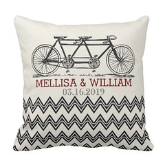retro_tandem_bicycle_zigzag_chevron_wedding_gift_throw_pillow-r0c7235d5dd9843c6ba3718d69feaaffd_6s309_8byvr_540 (Watcher1999) Tags: throw pillow wedding gift tandem bicycle giftshop presents gifts art decoration decor homedecor