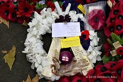 Wreath: Gosport Borough Cricket Club (© Freddie) Tags: london westminster sw1 cityofwestminster whitehall cenotaph wreath poppy remembrance fjroll ©freddie gosportboroughcricketclub britishwestindiesregiment hopscotchdaynursery 19182018 gosport