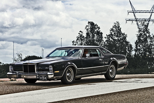 Lincoln Continental Mark IV 1973 (1898)