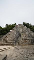 2017-12-07_12-27-34_ILCE-6500_DSC03038 (Miguel Discart (Photos Vrac)) Tags: 2017 24mm archaeological archaeologicalsite archeologiquemaya coba e1670mmf4zaoss focallength24mm focallengthin35mmformat24mm holiday ilce6500 iso100 maya mexico mexique sony sonyilce6500 sonyilce6500e1670mmf4zaoss travel vacances voyage yucatecmayaarchaeologicalsite yucateque