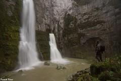 Face a Face avec les Cascades du Creux Billard - Nans Sous Sainte Anne (francky25) Tags: face avec les cascades du creux billard nans sous sainte anne franchecomté doubs crue