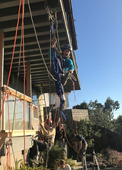 006 The Foot Loops Fight Back (saschmitz_earthlink_net) Tags: 2018 california southerncaliforniagrotto christmasparty losangelescounty baldwinhills windsorhills party climbing practice