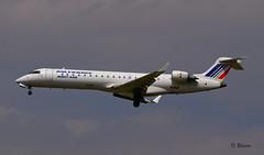 Bombardier  CRJ700 ~ F-GRZI  Air France (Aero.passion DBC-1) Tags: spotting cdg 2009 bombardier crj700 ~ fgrzi air france