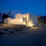愛子の三世帯住宅の写真