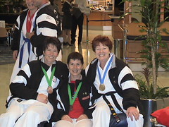 Rina Bernice Ann (retro5562) Tags: gkr wc2 worldcup2 karate martialarts 2003 arenabirmingham england nia nationalindoorarena ring1 ring2 ring3 ring4 ring5 ring6 ring7 ring8 ring9 ring10 ring11 ring12 demonstrations male female kata kumite medals team teams
