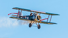 Sopwith Pup (Bob Gilley) Tags: sopwith pup warbirds over delaware 2018