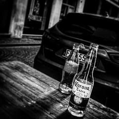 """Coke&Beer"" (giannipaoloziliani) Tags: nikoncamera nikon noir nikonphotography downtown urbanstreet urbanexplorer streetlife bottiglie glass monochrome biancoenero walking bottles sreettrash details streetphotography blackart blackandwhite beer coke"