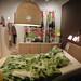 6畳間に設置したイケアのダブルベッドの写真