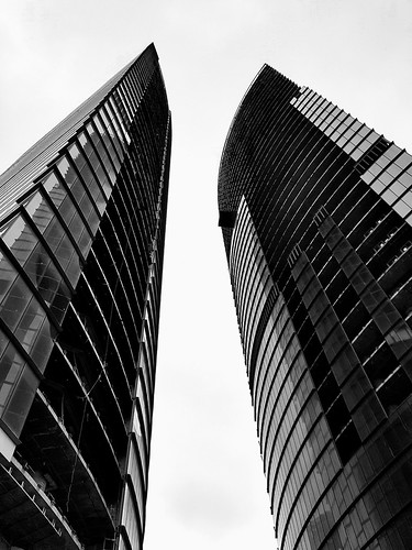 two towers ©  Sergei F