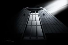 """Emergence du """"i"""" (Stéphane Sélo Photographies) Tags: architecture bw canon1740f4 canon6dmarkii france lyon nb noiretblanc rhône city fineart landscape lumière urban urbanlandscape ville"""