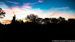 Atardecer en La Pampa 2 (Martin Antolin PH) Tags: paisaje landscape sunset sunrise atardecer contraste highcontrast altocontraste contraluz color sky pink orange