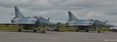 Dassault Mirage 2000B Armée de l'air n°527 & 525 (pontfire) Tags: dassault mirage 2000b armée de lair french army avion combat à réaction chasse chasseur bombardier fighter bomber base 105 air force jet plane aéronef aircraft pontfire eure 27 normandie normandy france hunter meeting aérien aérienne devreux