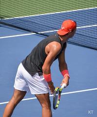 Rafael Nadal (Carine06) Tags: tennis usopen 2018 flushingmeadows corona newyork practice kt20180826104 rafaelnadal rafanadal