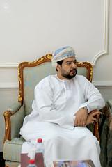 Mr. Qais Mohammed  Moosa Al Yousef – Chairman of Oman Chamber (Qatar Chamber) Tags: qatar oman chamber commerce delegation business